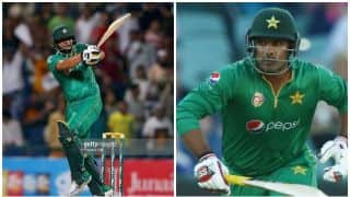 PSL Spot-fixing case: Sharjeel Khan, Khalid Latif set to face long bans and heavy fines