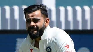 Virat Kohli ruled out of India vs Australia 3rd Test at Ranchi: Report