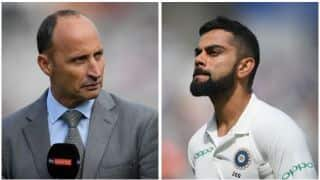 Virat Kohli should take some responsibility for India's loss : Nasser Hussain