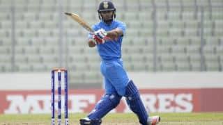 Hope Rishabh Pant does not go the Parthiv Patel way, says Syed Kirmani