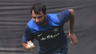 Mohammed Shami, Ravindra Jadeja included in preparatory camp for South Africa series