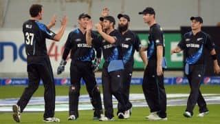 Live Scorecard Pakistan vs New Zealand, 1st ODI at Dubai