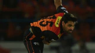 IPL 2017: Bhuvneshwar not willing to compromise on swing for pace