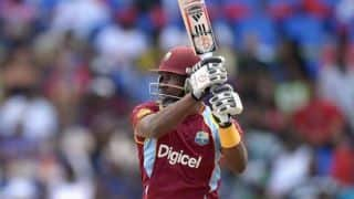 Bravo, Taylor register highest 9th wicket partnership in T20Is