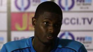 केन विलियमसन की तरह बल्लेबाजी करें विंडीज खिलाड़ी: जेसन होल्डर