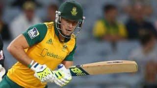 South Africa vs West Indies 2015, 4th ODI at Port Elizabeth: David Miller scores 50