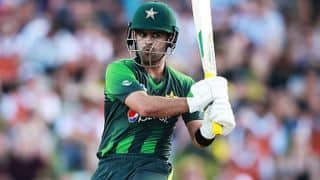 Four-month ban for Pakistan's Ahmed Shehzad for violating anti-doping rules