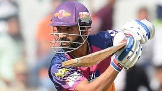 युवराज की राह पर चले अजिंक्य रहाणे, बनाया आईपीएल करियर का सबसे तेज अर्धशतक