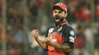 IPL 2019: Great feeling to get across the line says Virat Kohi