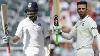 Cheteshwar Pujara isn't quite like Rahul Dravid but he's cut from the same cloth, says Ian Chappell