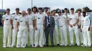 County Championship 2016: Gillespie's Yorkshire sail into final