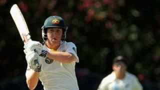 India A vs Australia A: Nic Maddinson leaves squad due to tendon trouble