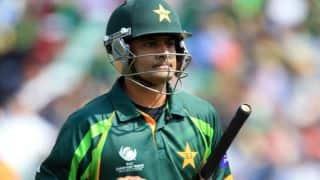 Mohammad Hafeez backs Shahid Afridi as Pakistan T20 captain