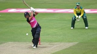 Suzie Bates becomes leading run-scorer in Women's T20Is