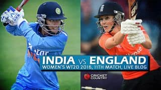 ENG W 92/8 in overs 19, Live Cricket Score, India Women vs England Women, Women's T20 World Cup 2016, IND W vs ENG W, Match 11 Group B at Dharamsala: England Woman win by 2 wickets