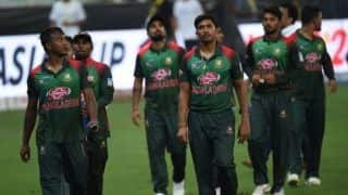 Bangladesh players need to spend time with family to overcome, says Nazmul Hassan