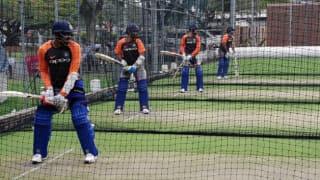 ब्रिसबेन टी20 से पहले जसप्रीत बुमराह ने की बल्लेबाजी प्रैक्टिस