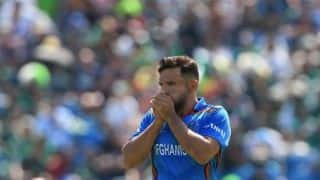 We need good fast-bowlers, admits Afghanistan captain Gulbadin Naib