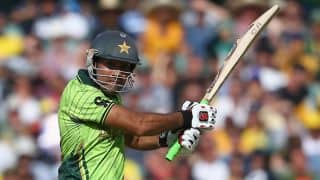 Sohaib Maqsood and Fawad Alam are being considered for Pakistan's ODI captaincy