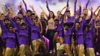 IPL 2017 opening ceremony in Kolkata: Shraddha Kapoor, Monali Thakur perform