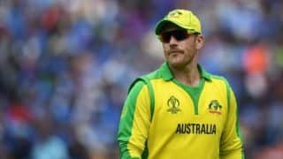 ENG vs AUS: We've shown lot of character in the last 6 months. says Australian skipper Aaron Finch