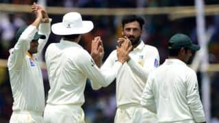 Bangladesh vs Pakistan, 2nd Test, Day 4: Lunch Report