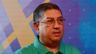 N Srinivasan could be up for discussion during BCCI SGM