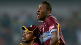 South Africa vs West Indies, 1st ODI at Durban: South Africa at 279/8 as rain halts play