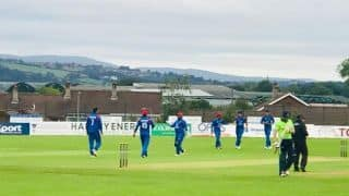 Ireland vs Afghanistan 2018, 1st T20I: Afghanistan beat Ireland by 16 runs in series opener