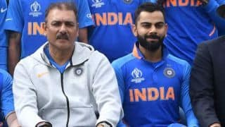 Ravi Shastri runaway favourite to retain his post as India head coach