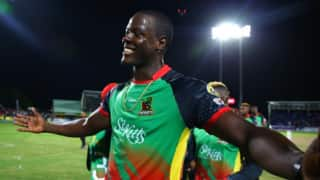 CPL 2019: Carlos Brathwaite, Sheldon Cottrell leads St Kitts and Nevis Patriots to 1 run win over Barbados Tridents