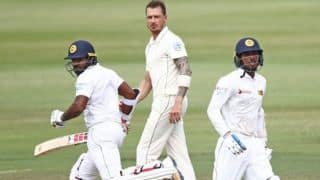 2nd Test: Sri Lanka chase historic series win in South Africa