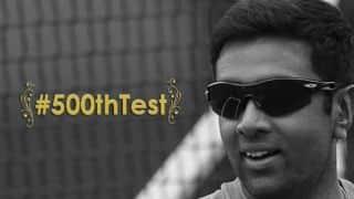 Ravichandran Ashwin picks top 5 moments from India's Test history