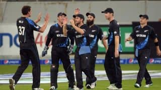 Pak vs NZ 2nd T20I 2014 at Dubai