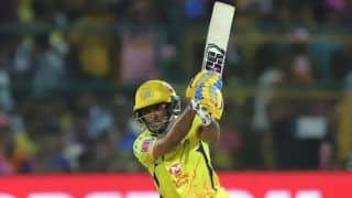 IPL 2019, SRH vs CSK: MS Dhoni rested as Chennai Super Kings opt to bat first vs Sunrisers Hyderabad