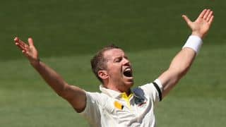 Peter Siddle named in PM's XI to play New Zealand