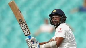 India 73/1 at lunch on Day 5 of 4th Test against Australia; need 276 more to win