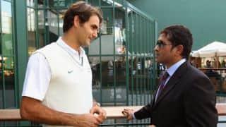 Roger Federer: Sachin Tendulkar is my batsman whenever I play cricket video games