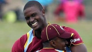 Gibson hopes for better show from West Indies