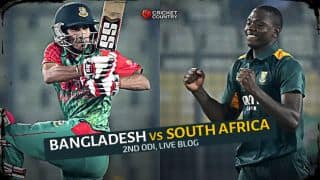 Live Cricket Score, Bangladesh vs South Africa 2015, 2nd ODI at Dhaka: Bangladesh thrash South Africa by 7 wickets, square series, qualify for Champions Trophy