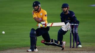 Glenn Maxwell hits career-best List A score of 146 against Lancashire
