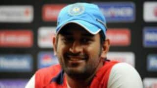 Dhoni wants his bowlers to be ready for World Cup