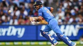 1st ODI: On-song New Zealand pose threat to India