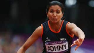 Asian Games 2014: Triple jumpers Renjith Maheshwary and Mayookha Johny qualify for finals