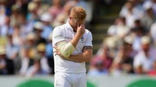 Ben Stokes been withdrawn from England's Ashes squad till further investigation; Steven Finn in