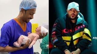Singer Badshah congratulated Hardik Pandya and natasa stankovic in his style