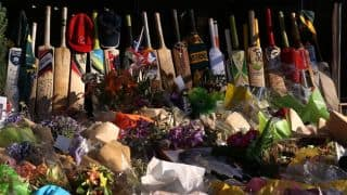 India vs Australia, 1st Test at Adelaide: Tributes continue to flow for Phillip Hughes