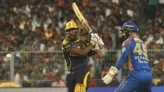 Dropped catch of Russell hurt RR against KKR, says Rahane