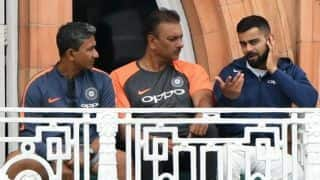 रवि शास्त्री बोले, 'विदेश में हर मैच जीतना चाहते हैं हम'