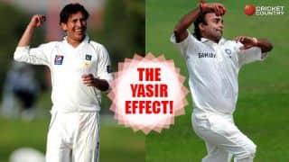 Amit Mishra returns to India squad to Sri Lanka to emulate Yasir Shah's exploits